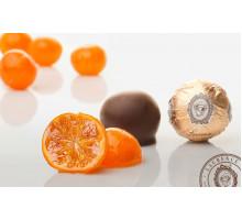 Конфеты Мандарин в шоколаде